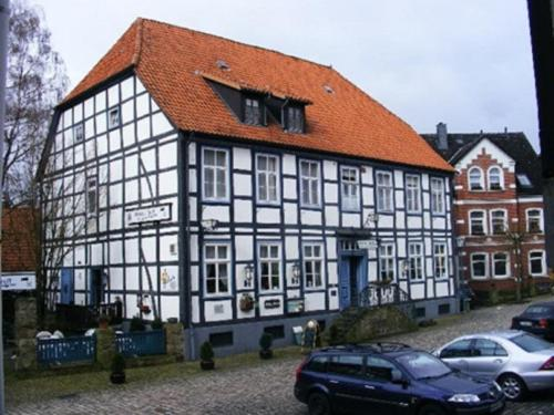 . Hotel Berggarten Garni