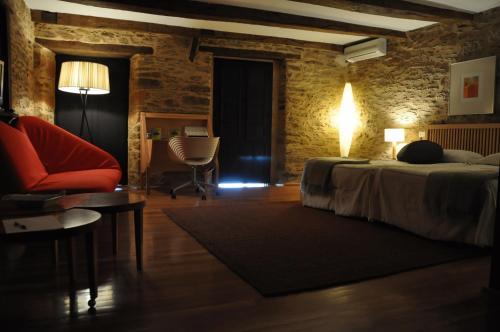 Suite con bañera de hidromasaje - Uso individual Posada Real La Carteria 35