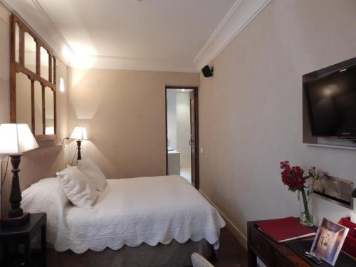 Deluxe Double Room Hotel Boutique Corral del Rey 48