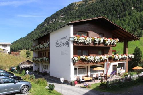 Gästehaus Edelweiss 239027 Vent