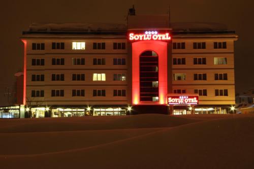 Bolu Soylu Hotel harita