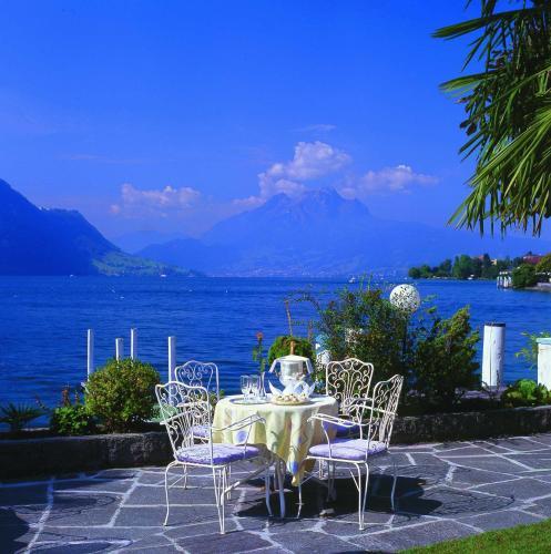 . Romantik Hotel Beau Rivage Weggis - Beau Rivage Collection
