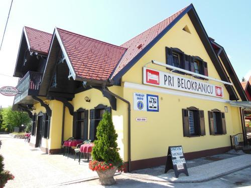 . Hotel Pri Belokranjcu