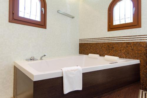 Suite con terraza Boutique Hotel La Madrugada 11