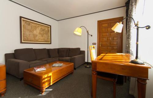 Suite Junior Hotel La Madrugada 9