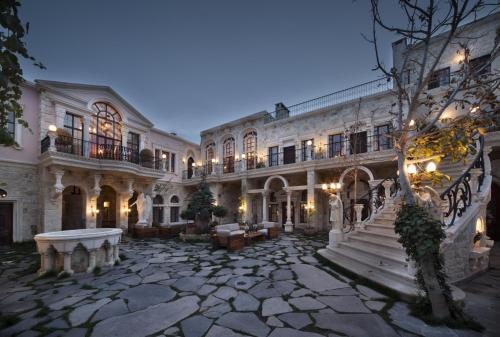 Urgup Sacred House tek gece fiyat