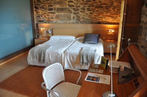 Doppel-/Zweibettzimmer mit Zustellbett Posada Real La Carteria 4