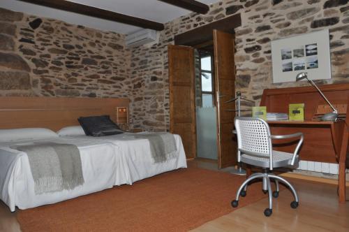 Suite con bañera de hidromasaje - Uso individual Posada Real La Carteria 33