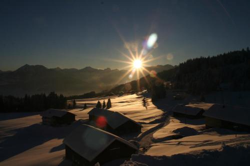 Фото отеля Bodele Alpenhotel