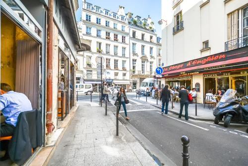 Sweet Inn - Rue D'Enghien photo 23