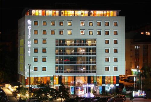 Ankara City Hotel fiyat