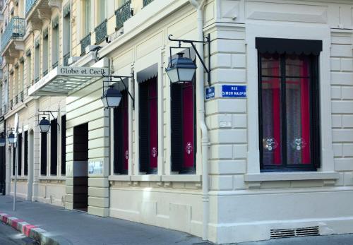 Globe Et Cecil - Hôtel - Lyon