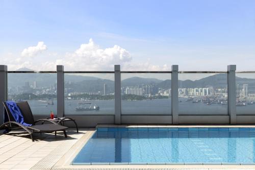 Hotel Jen Hong Kong photo 11