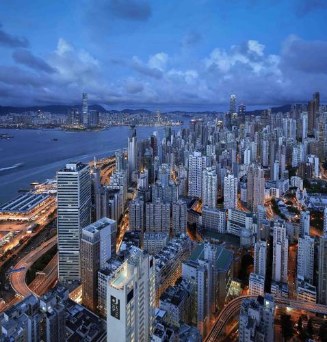 Hotel Jen Hong Kong photo 14
