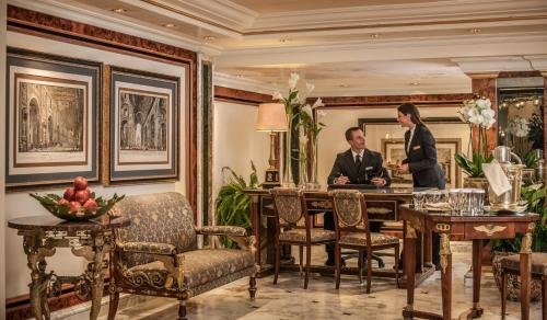 Rome Cavalieri, A Waldorf Astoria Resort photo 57