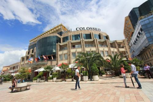 . Hotel Colosseo & Spa
