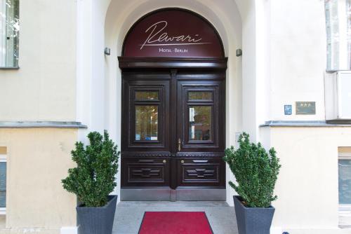 Zweibettzimmer Preis Opisianie Rewari Hotel Berlin