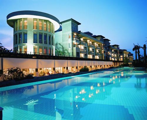 Side Xanthe Resort & SPA tatil
