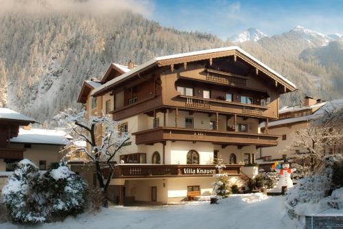 Apparthaus Villa Knauer Mayrhofen