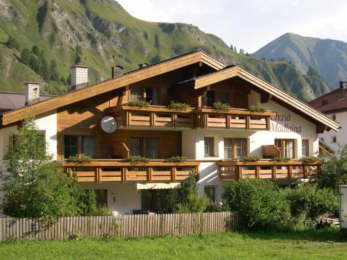 Apartment Madlaina Samnaun