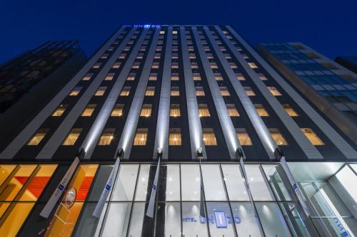 HOTEL UNIZO Tokyo Ginza-itchome photo 57