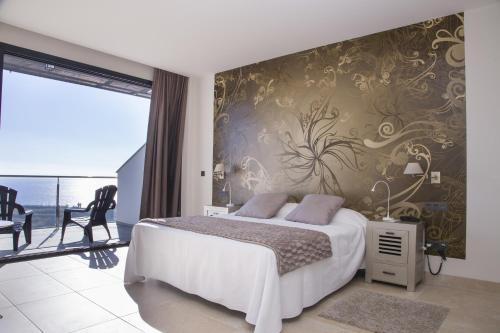 Deluxe Double Room with Sea View - single occupancy Hotel Miba 12