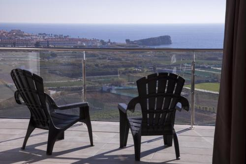 Deluxe Double Room with Sea View - single occupancy Hotel Miba 4
