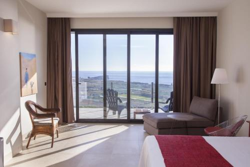 Deluxe Twin Room with Sea View - single occupancy Hotel Miba 21