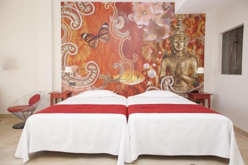 Deluxe Twin Room with Sea View - single occupancy Hotel Miba 3
