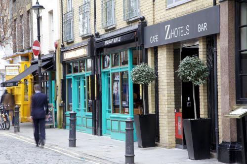 17 Moor Street, Soho, London W1D 5AP, England.