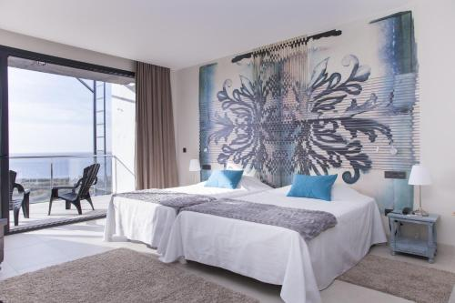 Deluxe Twin Room with Sea View - single occupancy Hotel Miba 5