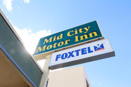Mid City Motor Inn Queanbeyan photo 3