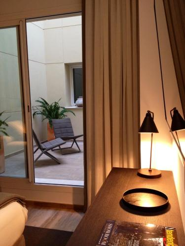 Habitación Doble Estándar - 1 o 2 camas - Uso individual Hotel Boutique Balandret 68