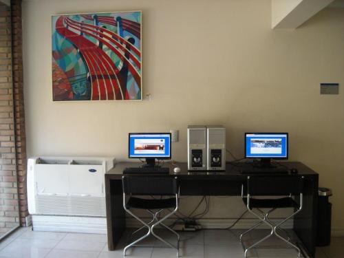 Фото отеля Montanas Azules Apart Hotel