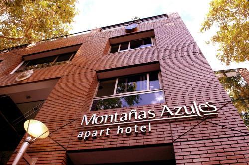 Montañas Azules Apart Hotel - Accommodation - Mendoza