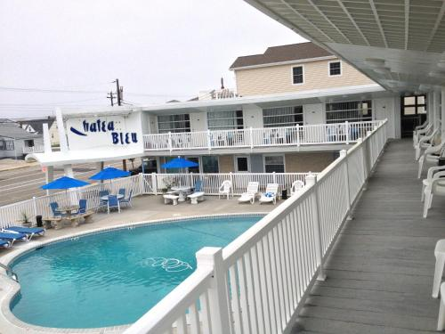 Chateau Bleu Motel - North Wildwood, NJ 08260