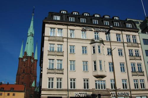 Hotel Terminus Stockholm photo 42