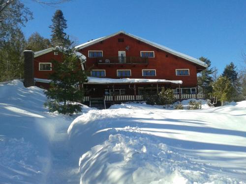 Auberge The Parker's Lodge Inn - Val-David
