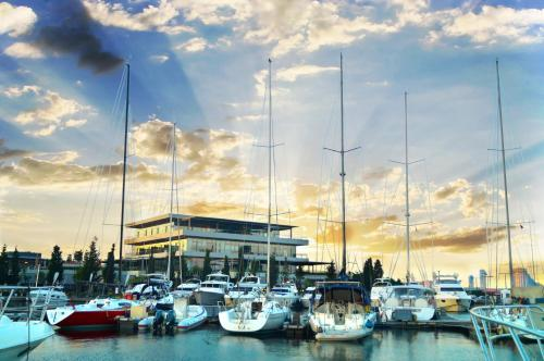 Istanbul Ataköy Marina Park Hotel Residence indirim