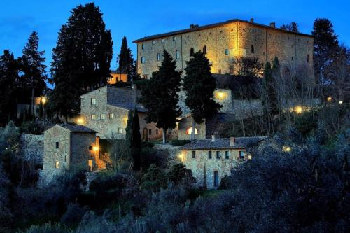 Kasteel-overnachting met je hond in Castello di Bibbione - San Casciano in Val di Pesa