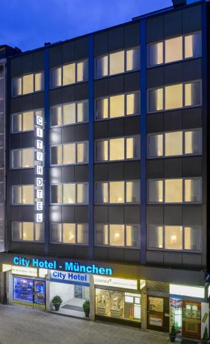 City-Hotel München photo 28