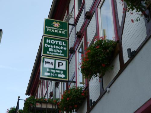. Hotel Deutsche Eiche