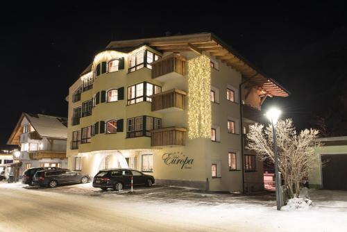 Hotel Garni Europa St. Anton am Arlberg