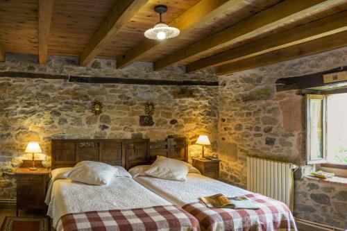 Habitación Doble - 1 o 2 camas Posada Real El Prado Mayor 22