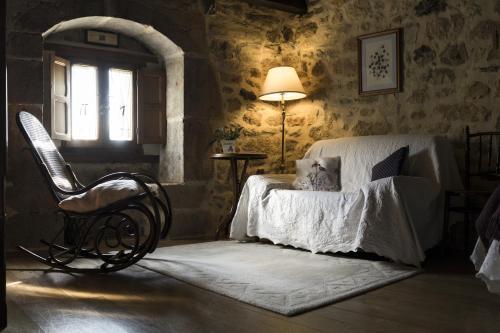 Habitación Doble - 2 camas Posada El Prado Mayor 2