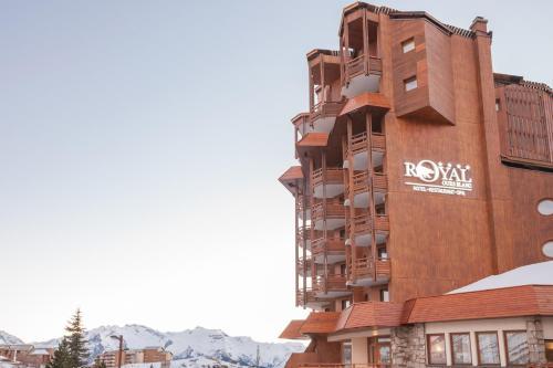 Royal Ours Blanc Boutique Hôtel & Spa - Hotel - Alpe d'Huez