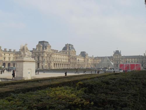 Chambre d hôte : Louvre Elegant Apt Suite photo 20