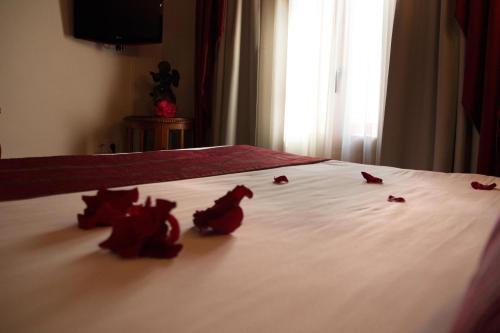 Doppelzimmer Hotel Abaco Altea 47
