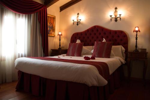 Doppelzimmer Hotel Abaco Altea 36