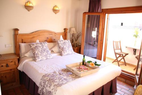 Habitación Doble con balcón  Hotel Abaco Altea 21